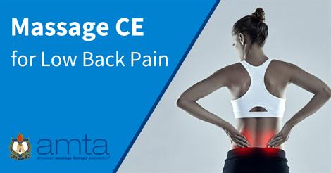 Low Back Pain CE